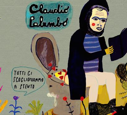 Claudio Palumbo – Tutti ci scoglionammo a stento